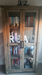 reading cabinet