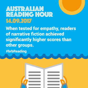 When tested for empathy, readers of narrative fiction achieved significantly higher scores than other groups.