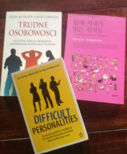 3 Translated Difficult Personalities covers