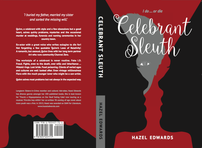 (lo) RED Cover Celebrant Sleuth