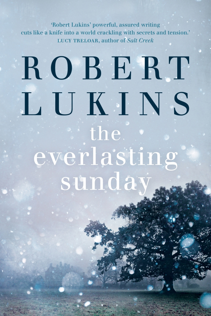 Robert Lukins - The Everlasting Sunday - Cover