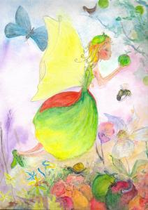 cover apple faerie