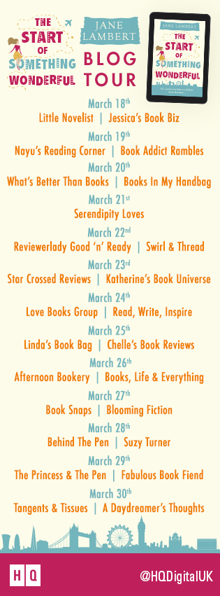The Start of Someting Wonderful March Blog Tour2[3]