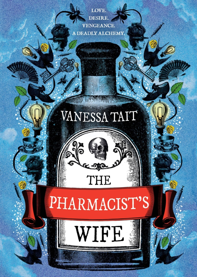 New Release Book Review The Pharmacists Wife By Vanessa Tait