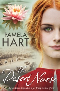 New Release Book Review: The Desert Nurse by Pamela Hart | Theresa