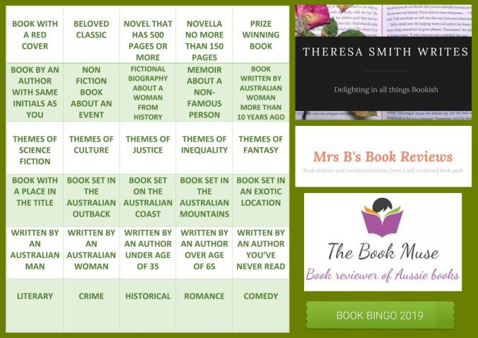 BookBingo hits YouTube | Theresa Smith Writes