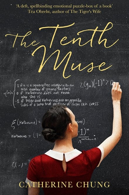 Book Review The Tenth Muse By Catherine Chung Theresa
